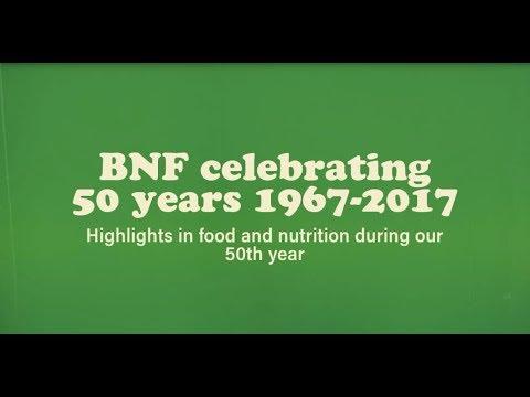 BNF celebrating 50 years 1967-2017