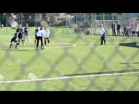 Leo Andrei  dribbling and goals (7 years old soccer player star) part 1