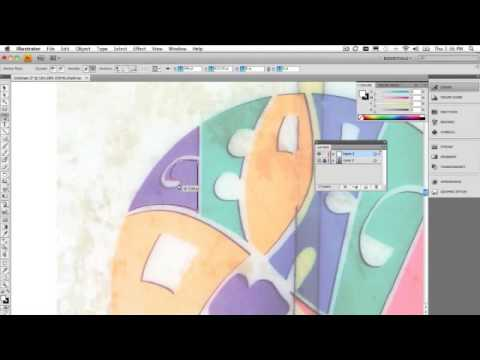 Top 5 tips for tracing with Illustrator CS4