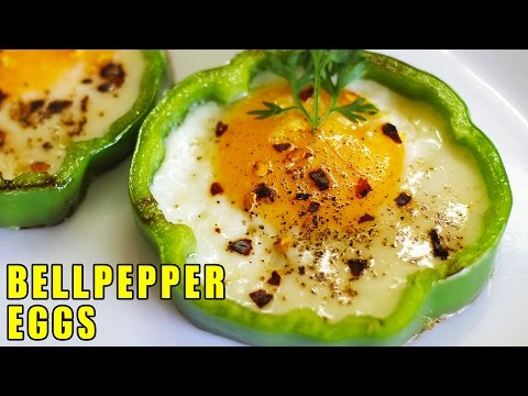 Bell Pepper Eggs | Quick and Easy Recipe | Kanak's Kitchen [HD]