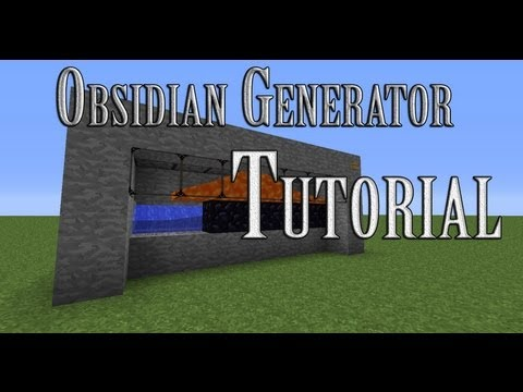 [Tutorial] How to make an Obsidian Generator