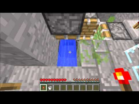 MINECRAFT: CRACKED, MOSSY & CIRCLE STONE BRICK FACTORY! WORKS FOR XBOX!