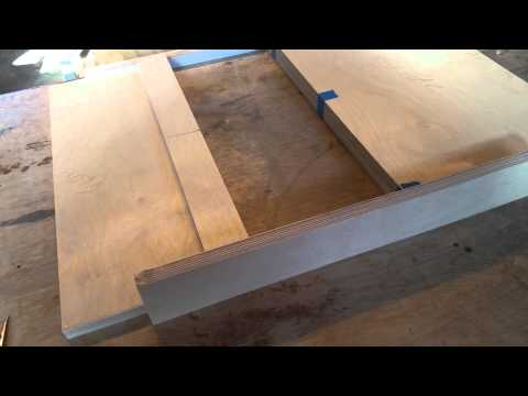 How to Build a Telescope: The Rocker Box Part 1 of 4