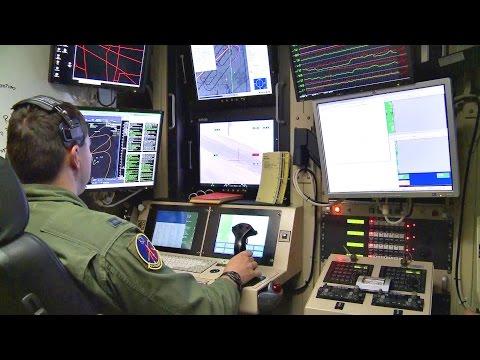 Flying The MQ-1 Predator UAV - Pilot Training
