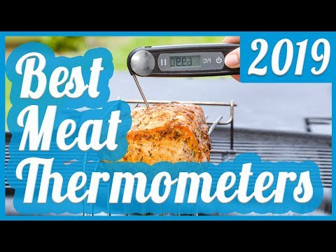 Best Meat Thermometer To Buy In 2018