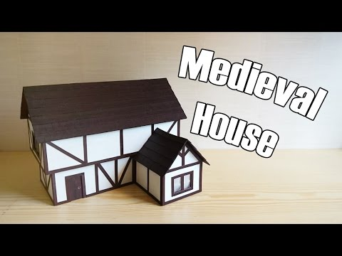 Soaches Builds! - Medieval House
