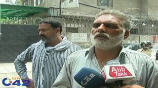 Son killed his mother and sister in Lahore