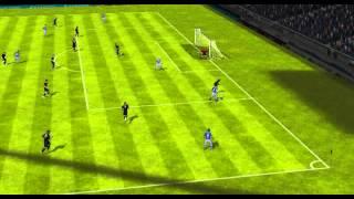 FIFA 14 Android - mezo80473 VS Wigan Athletic