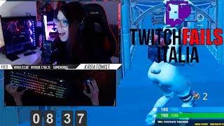 Pow3r Muore Insieme Ad Hawk3n - Twitch Fails Italia Compilation #69 | Kroatomist