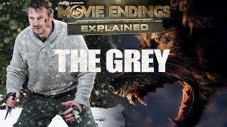 The Grey - Movie Endings Explained (2011) Joe Carnahan, Liam Neeson