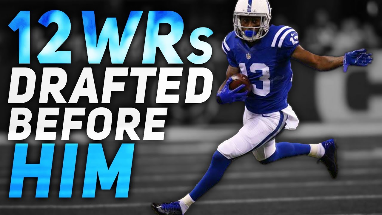 Who Were The 12 WRs Drafted Before TY Hilton? How Did Their Careers Turn Out?