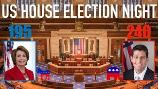 Midterms 2018 | House Election Night