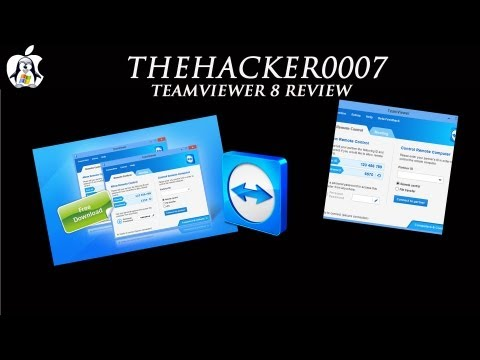 TeamViewer 8 Review & Test