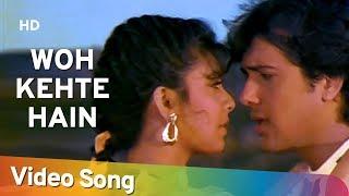 Woh Kehte Hai Humse - Govinda - Kimi Katkar - Dariya Dil - Old Hindi Songs - Nitin Mukesh