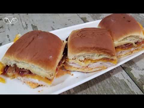 Bacon Sriracha Sliders Recipe | Episode 564