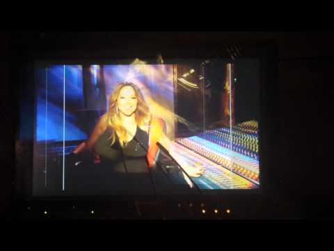 Mariah Carey make it look good