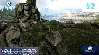 VALGUERO NEW MAP First Tame and New Base E02 Ark Survival Ev