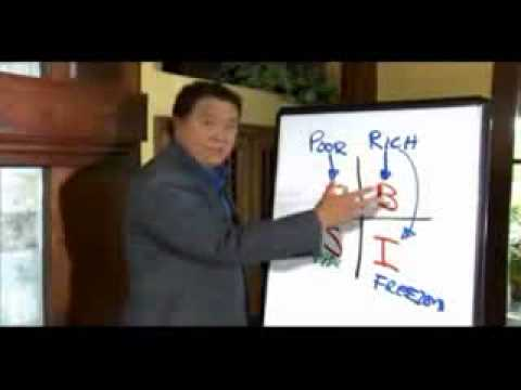 Changing your mindset - Robert Kiyosaki