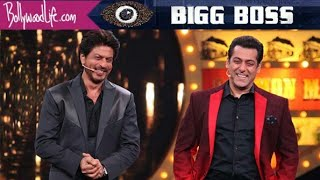 shahrukh khan host  TV SHOW BIG BOSS With SALMAN khan LATEST  NEWS 2018