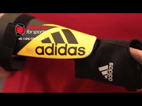 Adidas Ghost Soccer Shin Guards | Source For Sports