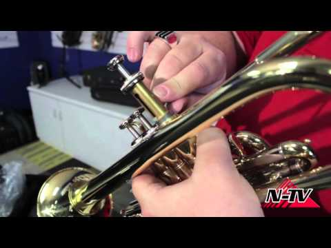 DIY - How To Oil Your Trumpet Valves