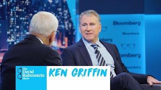 The DavidRubensteinShow: Citadel'sKen Griffin