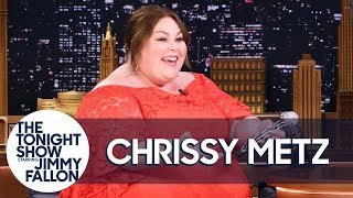 Chrissy Metz Beatboxes with The Roots and Hints at Kate's This Is Us Fate