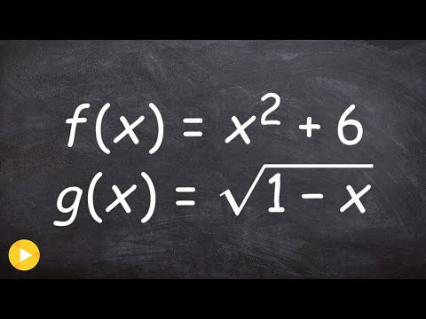 Finding the quotient and domain of two functions