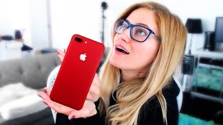 Red iPhone 7!!??
