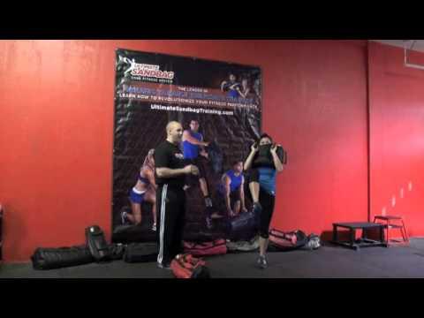 Ultimate Sandbag Training Super Strong Lower Body Exercises