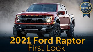 2021 Ford F-150 Raptor | First Look