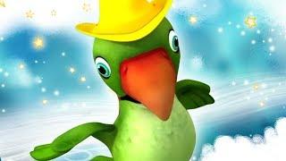 Main Tota Hare Rang Ka | Nursery Rhymes In Hindi | मैं तोता मैं तोता | Kids Channel India
