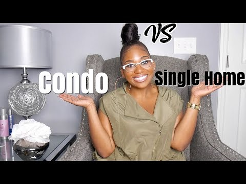 Condo Vs. Single Family Home | Why I bought a Condo | PocketsandBows
