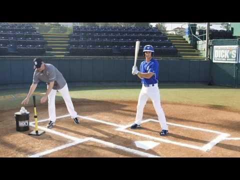 ProTips: Baseball Batting Tips - How to Create a Load