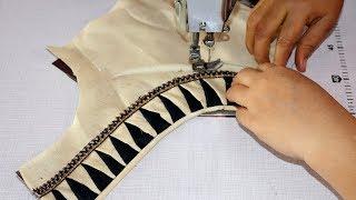 Blouse Ki Back Design