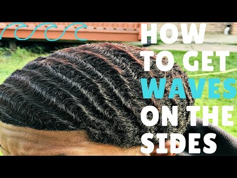 360 WAVES: HOW TO GET WAVES ON THE SIDE!