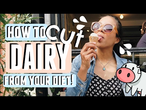 11 Ways to Cut DAIRY from your Diet for BETTER SKIN!