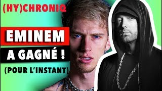 Eminem vs MGK : Eminem a gagné ! (pour l