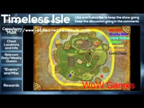 WoW Patch 5 4 Timeless Isle Guide   How to get Timeless Coins, Chests and More!   YouTube new