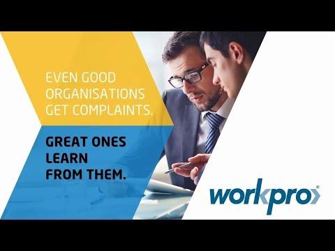 Workpro Complaints Management Software