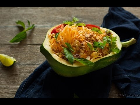 Vietnamese Green Papaya Salad