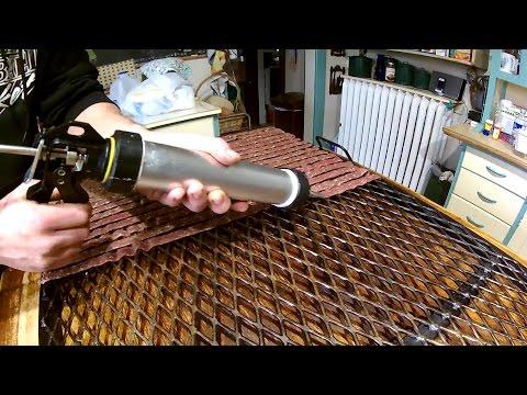 Smoking Deer Jerky and using the cablas Jerky pistol