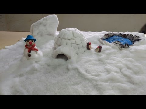 Learn how to build IGLOO - DIY Video