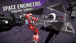 Download Space Engineers: Heavy Damage #21 Survival Sunday Video