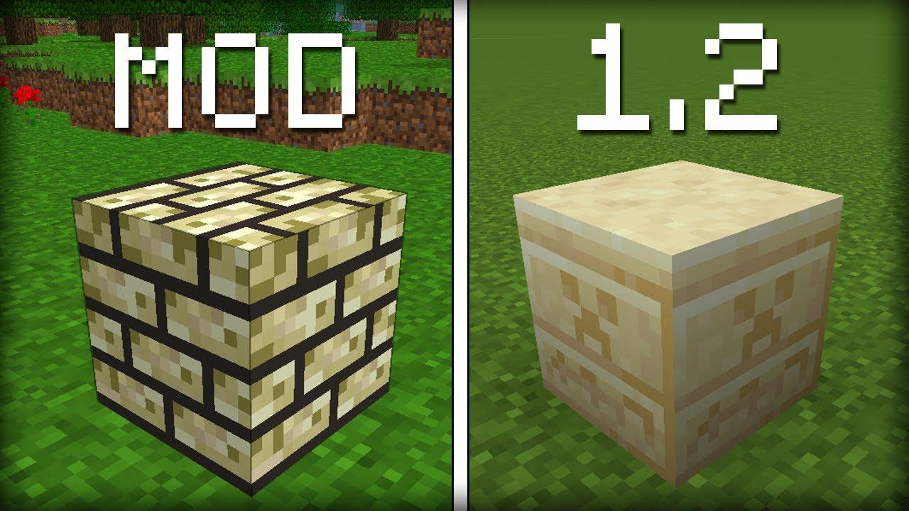 10 Mods That Were Added in Minecraft