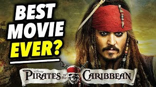 why pirates of the caribbean may be the best movie ever film legends