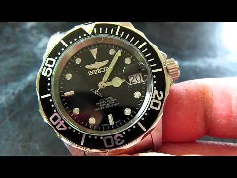 Invicta Pro Diver 8926 Automatic Watch With NH35A Seiko Movement