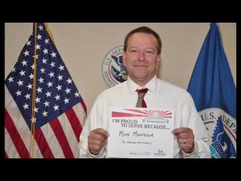 Public Service Recognition Week at USCIS -