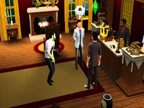 Sims 3 Supernatural - SimBot Potion