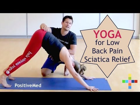Yoga for Low Back Pain and Sciatica Relief
